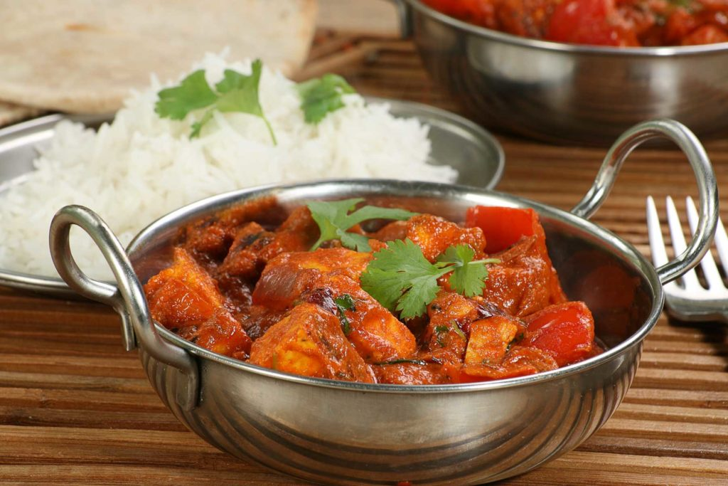 paneer and sweet pepper curry